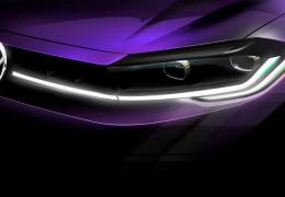 Volkswagen Polo 2022 terá nova grade iluminada