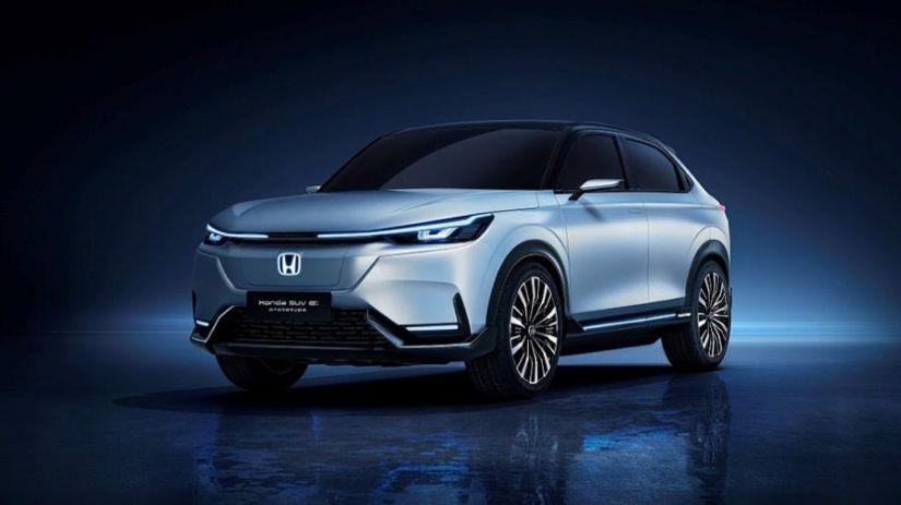 Honda revela detalhes do SUV elétrico e: prototype