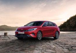 Kia Cerato Hatch 2022 deve ganhar novo visual e mais tecnologia