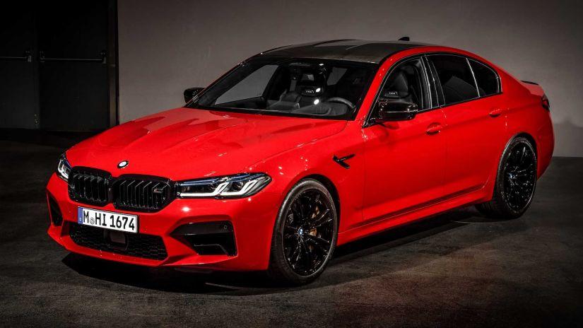 BMW lança novo M5 Competition no Brasil