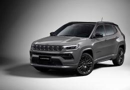 Jeep Compass 2022 é oficialmente apresentado para o Brasil