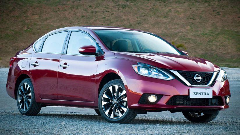 Nissan Sentra deixa de ser vendido no site oficial da marca