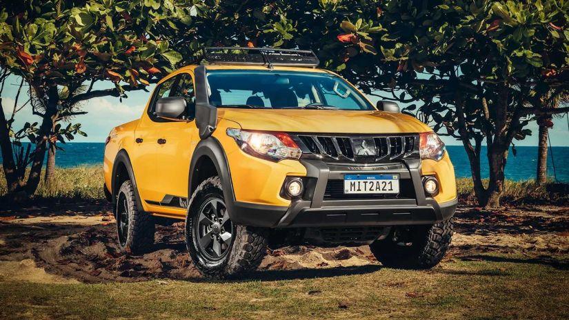 Mitsubishi L200 Triton Savana 2022 chega ao Brasil por R$ 204.990