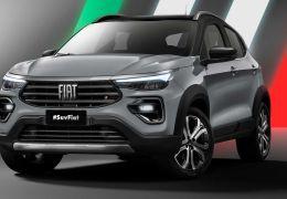 Fiat revela novo SUV e abre votação para escolha do nome