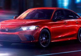 Novo Honda Civic 2022 tem preços vazados nos Estados Unidos