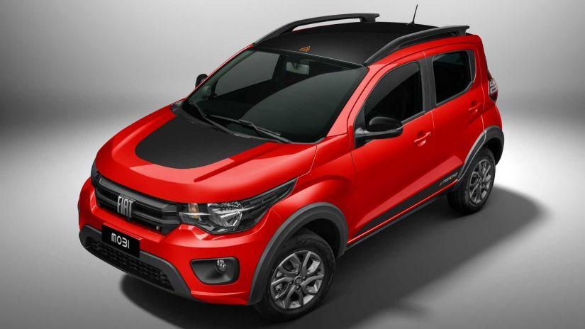 Fiat Mobi 2022 chega com novidades e novos preços