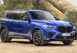 BMW X5 M Competition chega ao Brasil por R$ 973.950