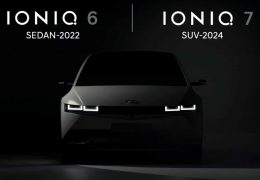 Hyundai confirma novos Ioniq 6 e Ioniq 7