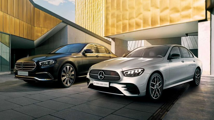 Mercedes-Benz lança novo Classe E por preços que partem de R$ 555.900