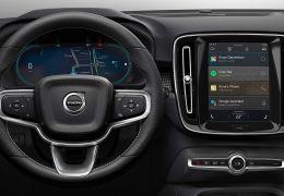 Volvo confirma SUV elétrico compacto para 2023