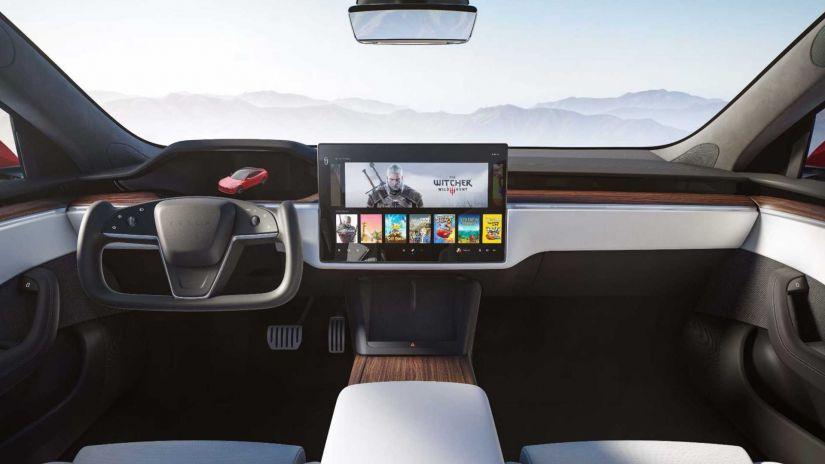 Tesla promete multimidia e games de última geração para carros da marca