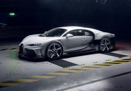 Bugatti Chiron ganha versão mais potente por R$ 19,6 milhões