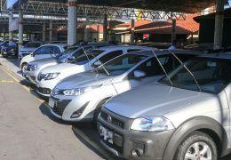 Vendas de carros usados sobrem 18% em maio