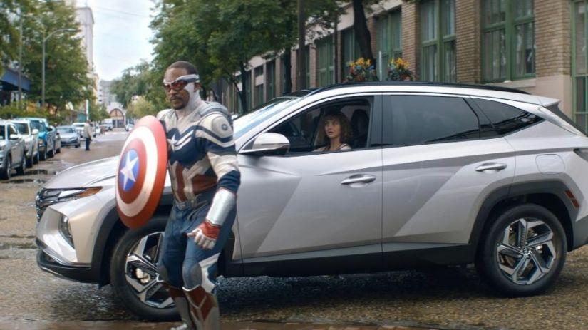 Hyundai Tucson ganha comercial com heróis da Marvel