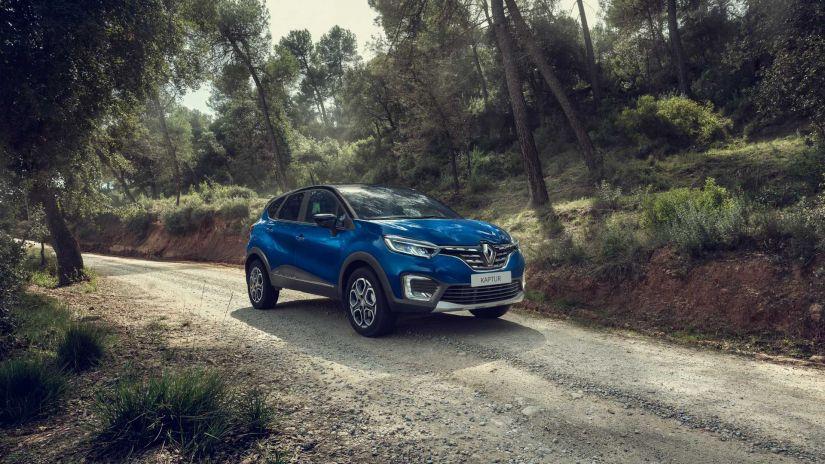 Renault Captur 2022 1.3 turboflex estreia dia 7 de julho