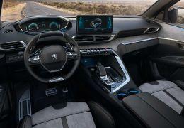 Novo Peugeot 3008 2022 tem primeiras imagens internas reveladas