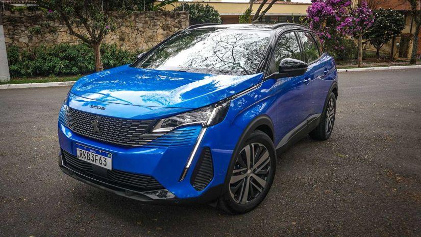 Peugeot lança oficialmente novo 3008 2022 no Brasil