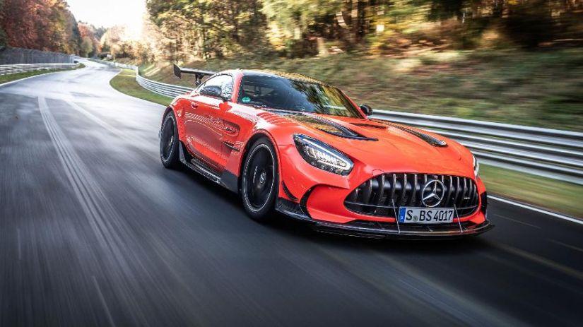 Mercedes lança AMG GT Black Series no Brasil