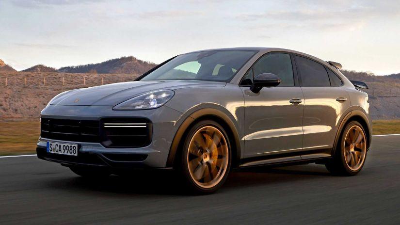 Porsche Cayenne chegará na versão Turbo GT no mercado brasileiro
