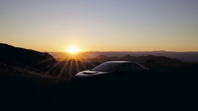 Subaru apresenta teaser do novo Impreza WRX