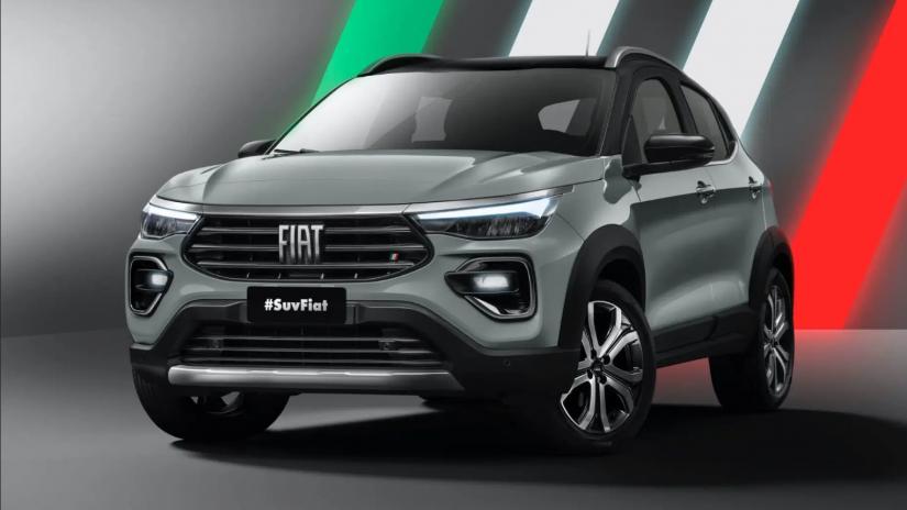 Fiat confirma lançamento de novo SUV para 2022