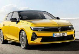 Nova geração do Astra terá DNA do Peugeot 308