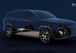 Stellantis anuncia 8 novos carros elétricos para 2026