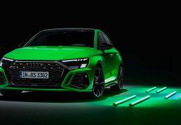 Novo Audi RS3 2022 terá motor 2.5 turbo de 400 cv