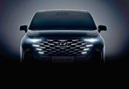 Hyundai terá nova minivan com mesmo estilo da Tucson