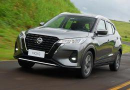 Nissan volta a vender Kicks para público PcD