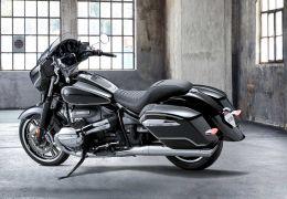 BMW lança novas versões da moto R 18