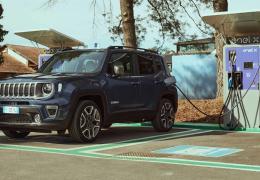 Jeep lançará novo SUV elétrico para o ano de 2023
