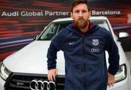 Messi teve que devolver carros ao sair do Barcelona. Confira os modelos