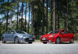 Toyota confirma pausa nas vendas do Prius no Brasil