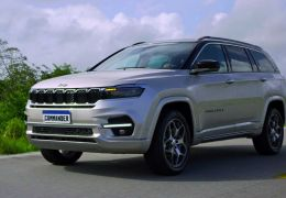 Novo Jeep Commander Overland 2022 é revelado em vídeo