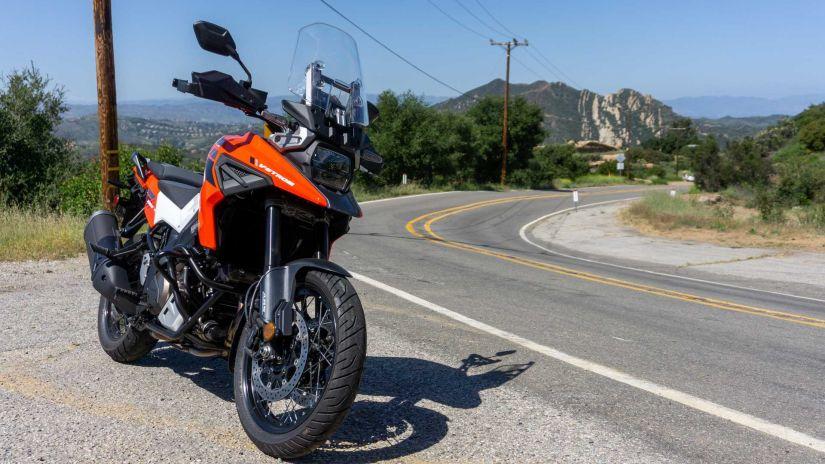 Suzuki confirma chegada da nova V-Strom 1050 2022 para outubro