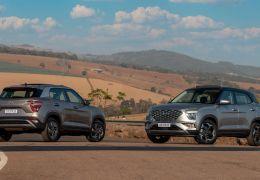 Hyundai lança oficialmente novo Creta 2022 no Brasil