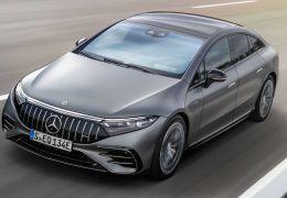 Mercedes-AMG mostra primeiro modelo 100% elétrico da divisão esportiva
