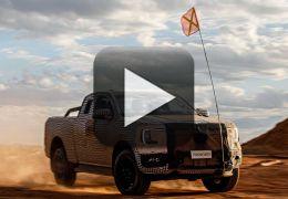 Nova Ford Ranger 2023 deve ser revelada neste ano