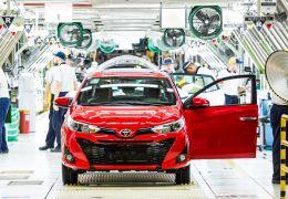 Fabricantes de veículos registram pior mês de agosto desde 2003