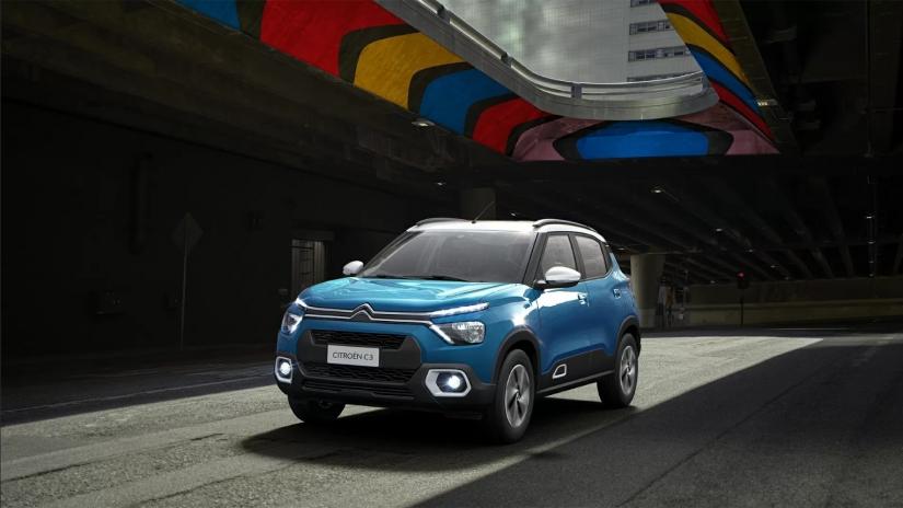 Citroën confirma novo C3 no Brasil para primeiro semestre de 2022
