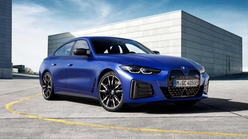 BMW i4 e iX têm lançamento antecipado na Europa