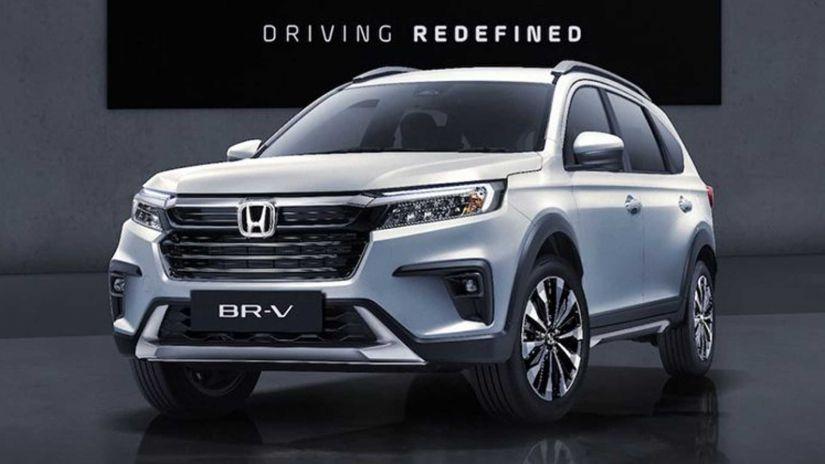 Honda apresenta SUV BR-V 2022 com 7 lugares