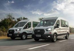 Ford anuncia retorno de Transit no mercado brasileiro