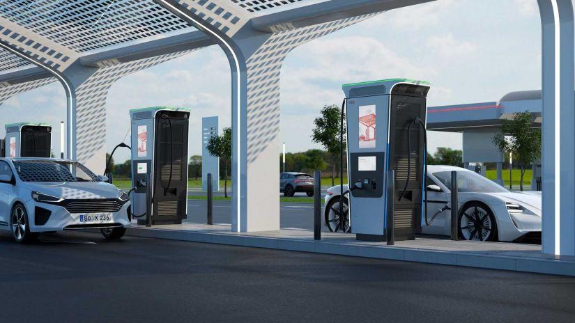 Empresa lança carregador que recupera 100 km em veículos elétricos em 3 minutos