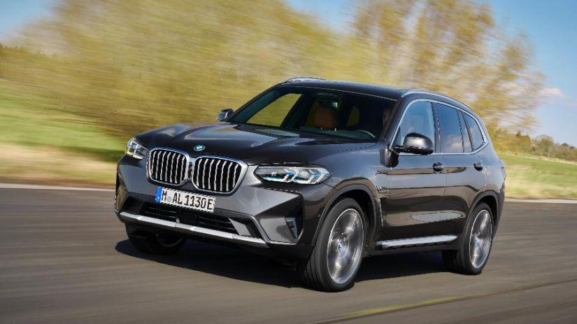 BMW X3 híbrido começa a ser vendido no Brasil