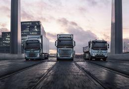 Volvo registra recorde de pedidos de caminhões elétricos