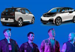 Coldplay terá turnê sustentável com baterias recicladas do BMW i3