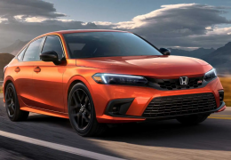 Honda Civic Si 2022 é anunciado com 203 cv de potência