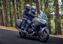Honda apresenta a moto inédita NT 1100